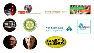 logo's donateurs en sponsors jaarverslag 2018.03