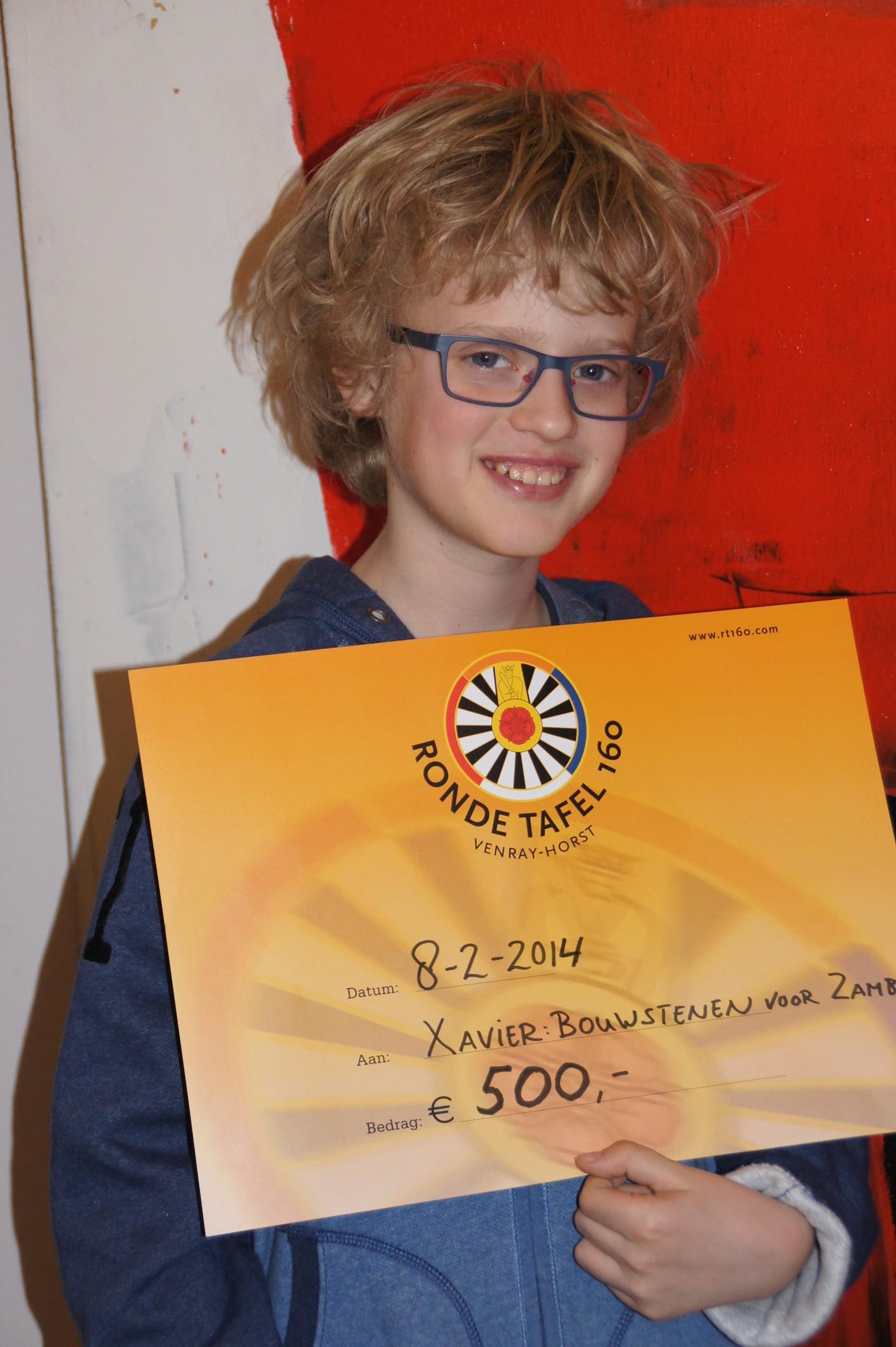 Ronde Tafel Venray.Ronde Tafel 160 Venray Horst Helpt Mee Een Echte School Te