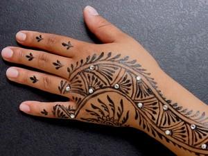 henna tatoo werelddag