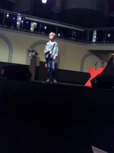Ik mag door naar TEDx Venlo! Een voice voor de kinderen van de Linda Blind Farm.