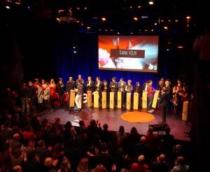 TEDx Venlo alle sprekers op een rij 20 november 2015