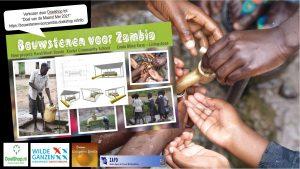 Een vakantie boeken? Campingspullen aanschaffen? En tegelijkertijd gratis bijdragen aan schoon (drink) water voor de Linda Blind Farm School?